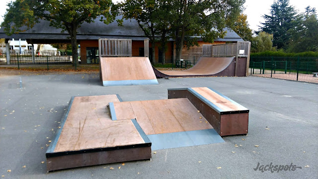 skatepark Artannes sur indre