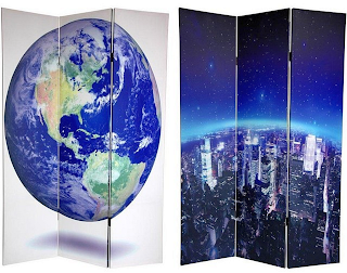 Star Wars Room Divider