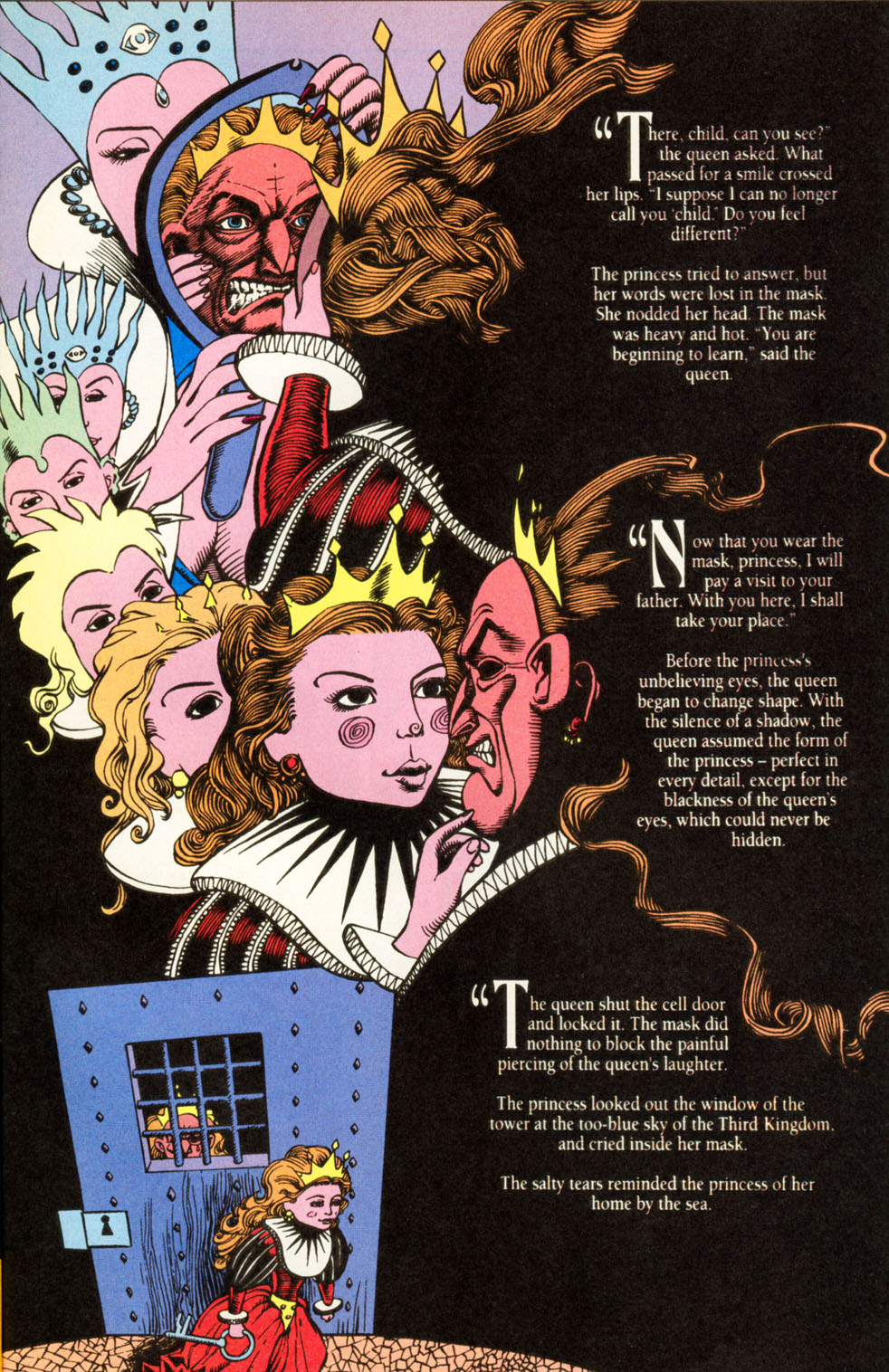Read online Animal Man (1988) comic -  Issue #84 - 24