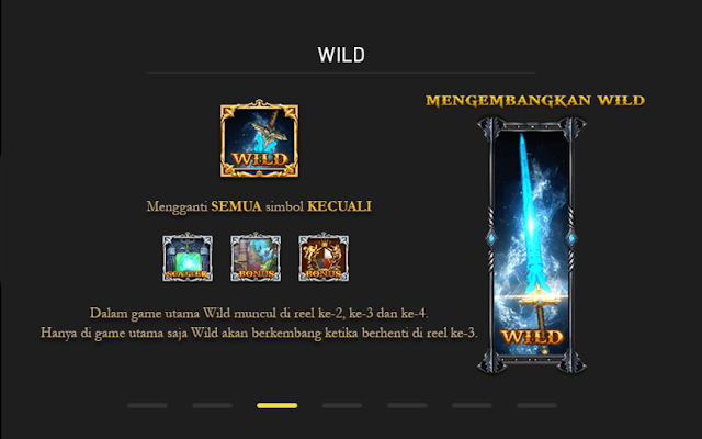 SITUS AGEN SLOT WORLD WARLORDS GAMES W88