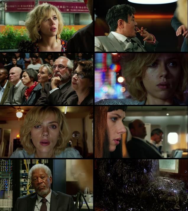 Lucy 2014 Dual Audio Hindi 720p BluRay