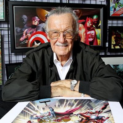 Eu e Stan Lee - Homenagem a Stan Lee (Parte II)