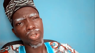 When An African Father wants to wow a gal- Baba Alariya comedy