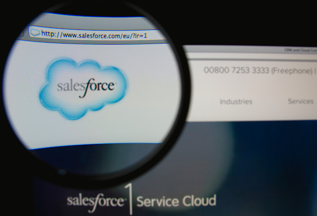Salesforce said that it would continue its works with Amazon Web Services, with which it inked a deal in May last year.