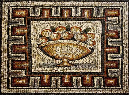 La frutta dei romani for Cibi romani