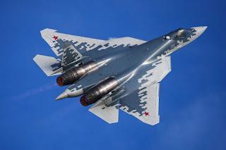Sukhoi Su-57 Rusia