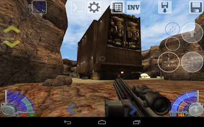 Jedi Academy Touch apk + data for android