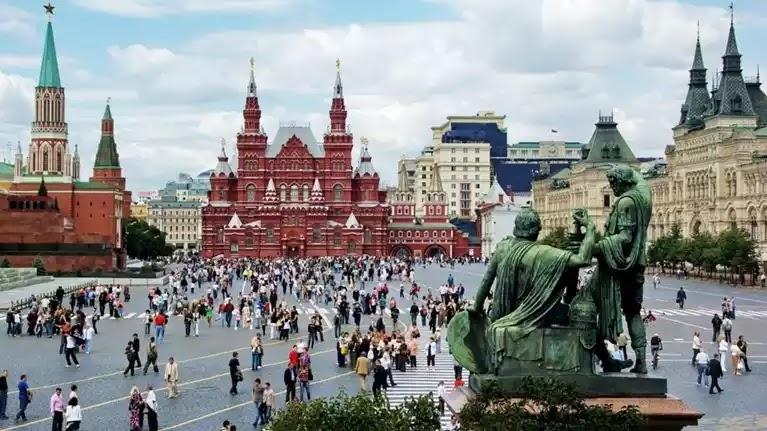 Η Ρωσία Κήρυξε Ανεπιθύμητο Το Ευρωπαϊκό Ίδρυμα Για Την «Δημοκρατία»