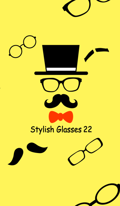 Stylish glasses22!