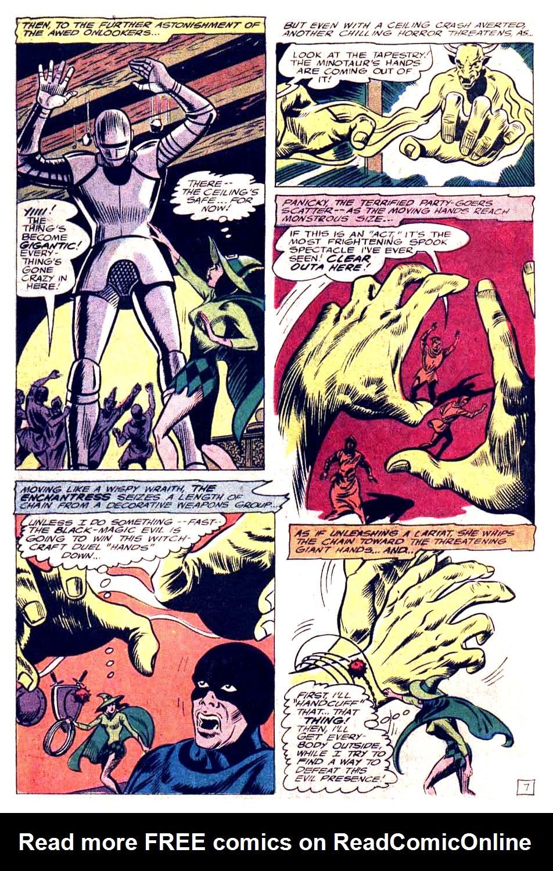 Strange Adventures (1950) issue 187 - Page 10