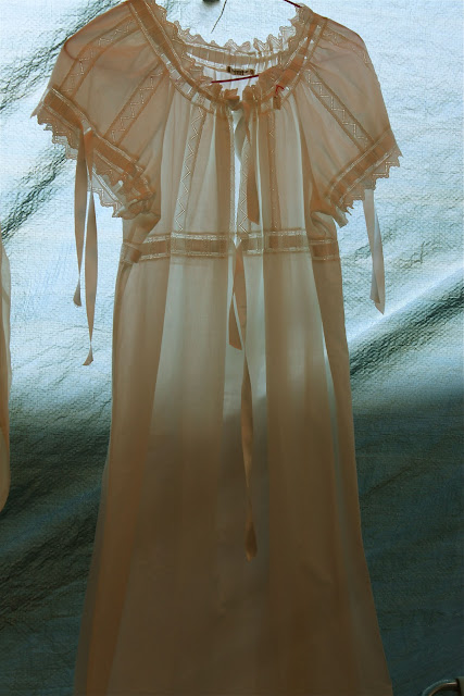 Vintage nightgowns.
