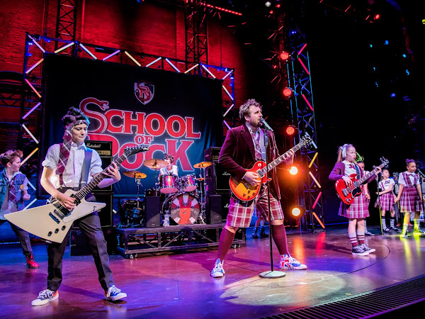 School of Rock, Gillian Lynne Theatre | Review