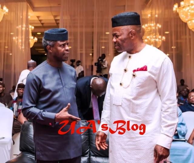 A Professor Goof? Akpabio Is The Duly Elected Senator Not Ekpeyong – Osibanjo