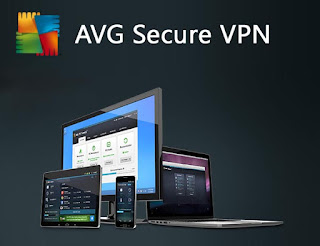 AVG 2018 Secure VPN For PC Download