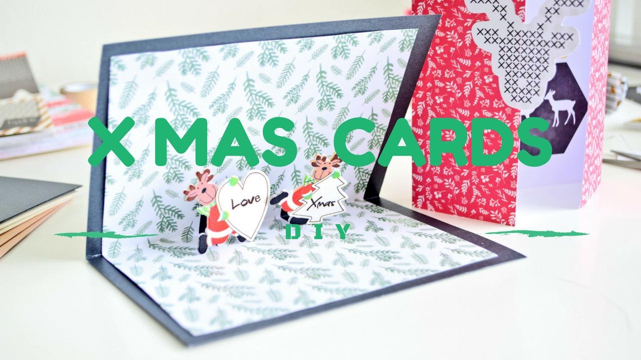 Jak zrobić kartki na Boże Narodzenie?