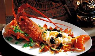 Cara Memasak Udang Lobster Kecil Air Tawar