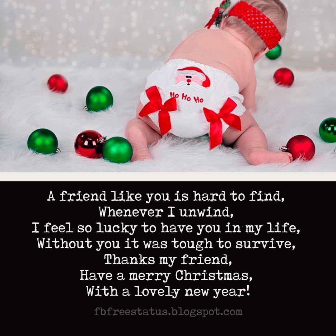 Christmas Messages for Friends (12)