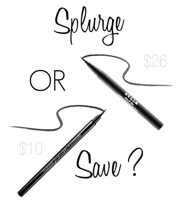 Splurge or Save Liner Pens