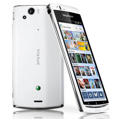 Spesifikasi & Harga Sony Xperia ARC Terbaru