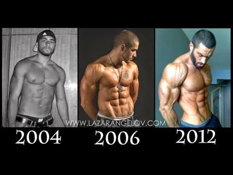 amazing one year steroid transformation