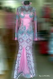 Model Baju Kebaya Organdi Untuk Pesta Terbaru