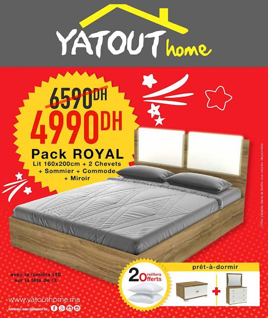 catalogue yatout home 2019