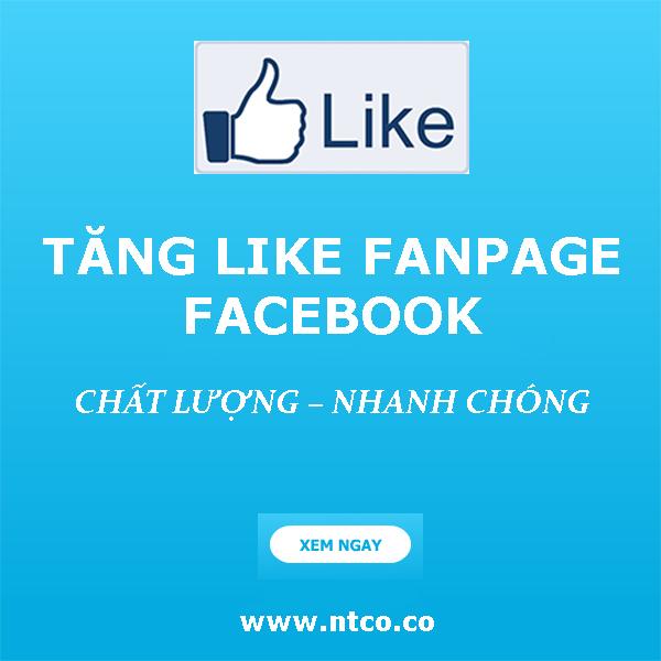 nhung cach tang like nhanh chong cho fanpage facebook