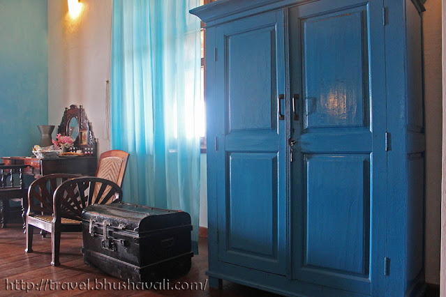 Rooms at Neemrana Bungalow on the beach Tranquebar