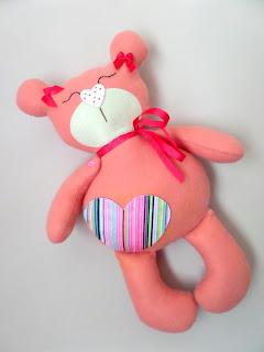 ursinha para decoração infantil