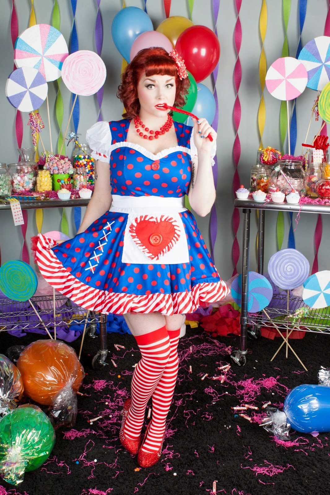 Candy S Colorado Cranker Blog Csm Tools For Cranking: Pinup By Liz: Candy Shop Pinup {Tulsa Pin Up Photographer}
