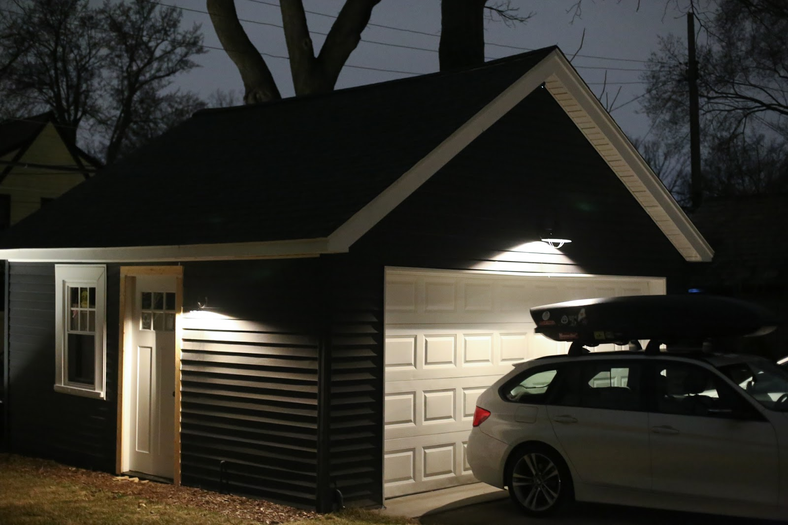Even Though We Added A Battery Backup And Wi Fi Capable Liftmaster 8500 Garage  Door ...