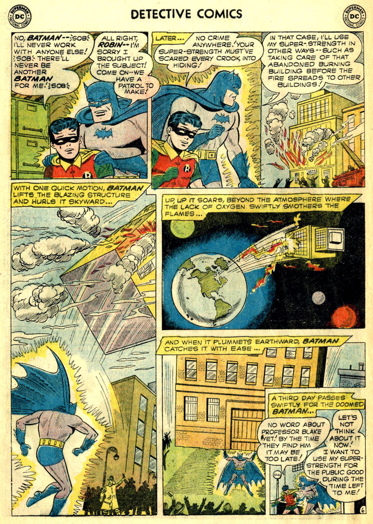 Read online Detective Comics (1937) comic -  Issue #268 - 8
