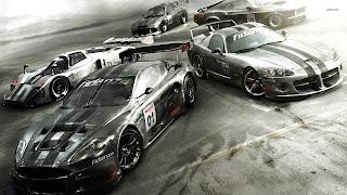 Race Driver Xbox 360 Wallpaper