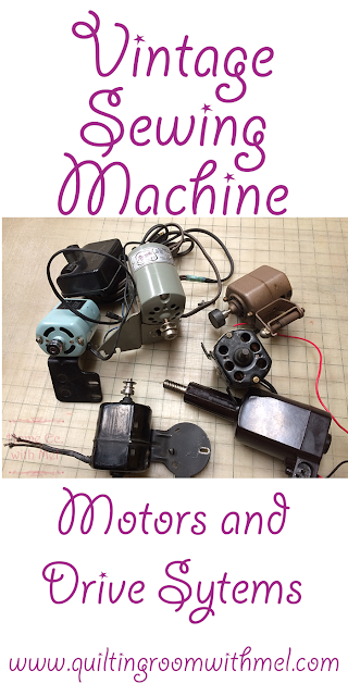 sewing machine motors