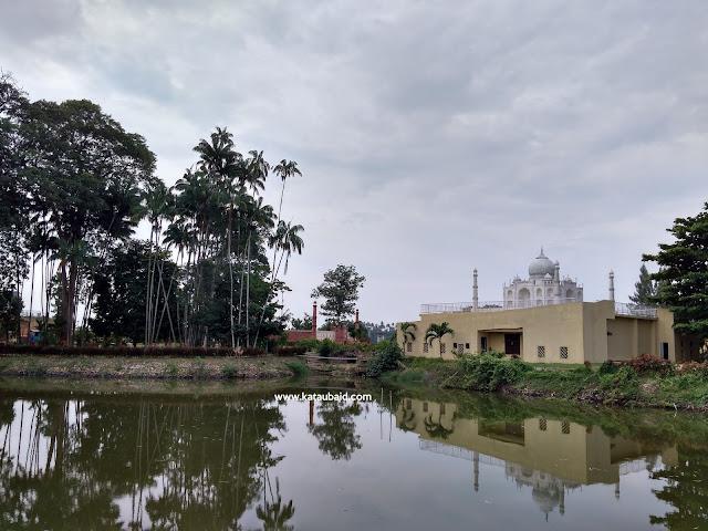 Taman Monumen atau Taman Tamadun Islam Terengganu