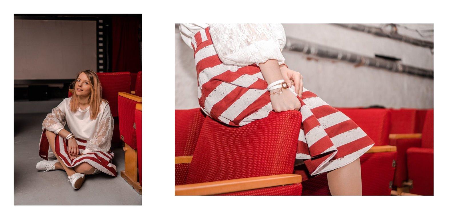 11a Skirt story spódnice szyte na miarę krawiectwo krawcowa online pomysł na prezent dla żony narzeczonej mamy szycie spódnic kraków łódź stylowe hotele stare kino w łodzi opinie recenzje pokoje gdzie się zatrzymać