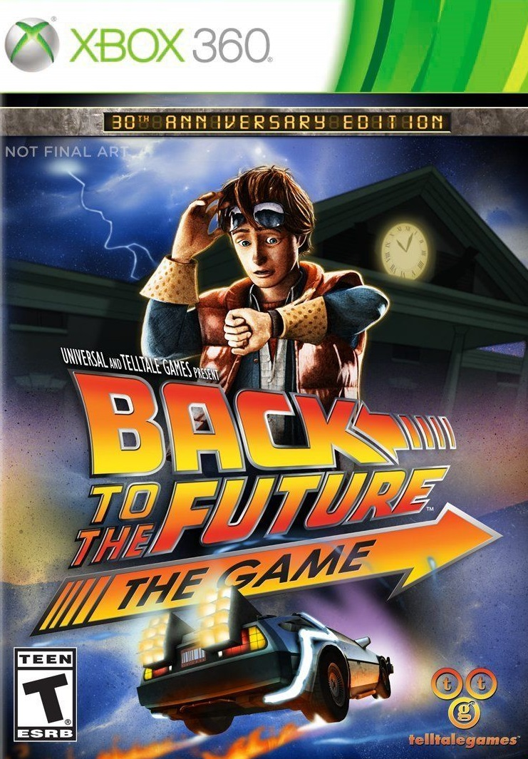 Back To The Future Xbox360 Free Download Full Version
