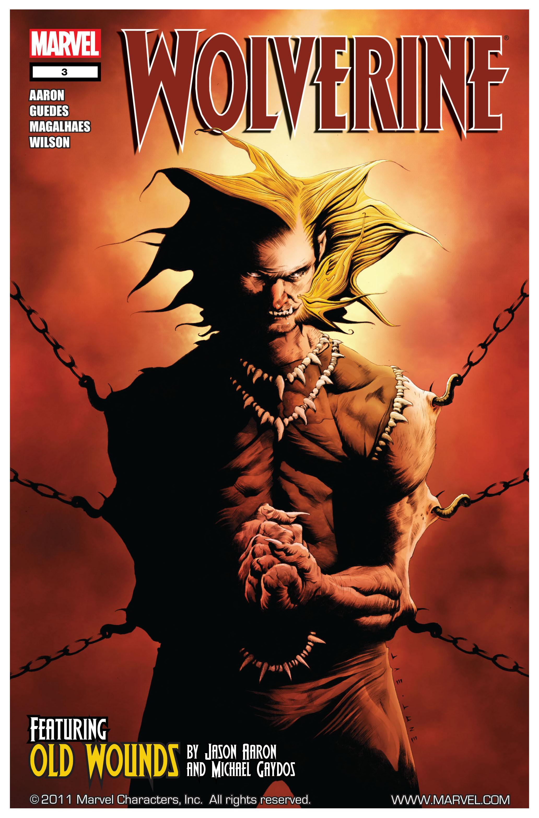 Wolverine (2010) 3 Page 1
