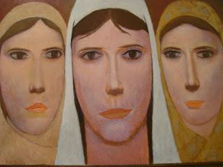 """Nuri İyem """"Üç Güzeller""""e selam"""
