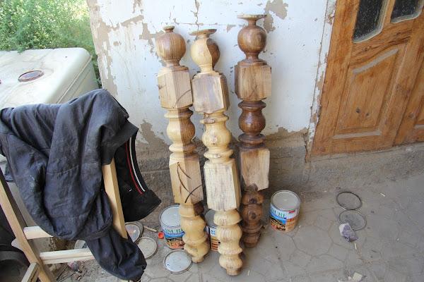 Ouzbékistan, Samarcande, tapchane, tapchane, © L. Gigout, 2012