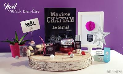 Blog PurpleRain Cadeaux Noël Spécial Bien-Etre