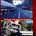 Dos accidentes en la México-Puebla provocan caos vial