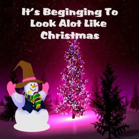 Its Beginning To Look A Lot Like Christmas Lyrics.Learn Your Christmas Carols It S Beginning To Look A Lot