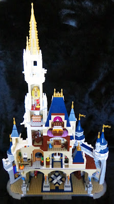 Disney Castle Interior