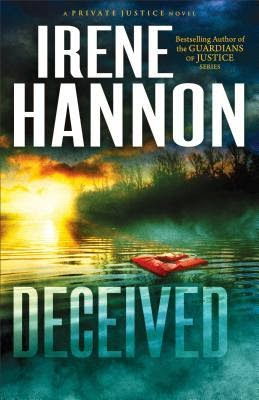 'DECEIVED,' BY IRENE HANNON. Review of book three in the Phoenix INC. series. All review text is © Rissi JC / RissiWrites.com