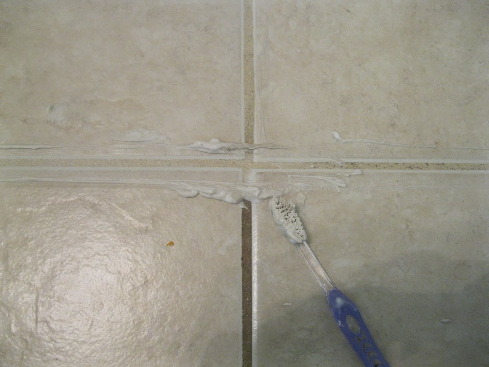 Accessorize And Organize Diy Homemade Grout Cleaner
