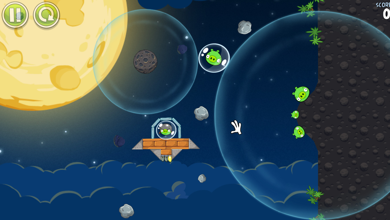 Angry Birds Space Crack and PC Key Generator