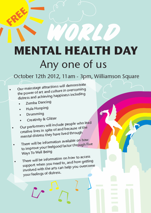 World Mental Health Day 2015 Theme