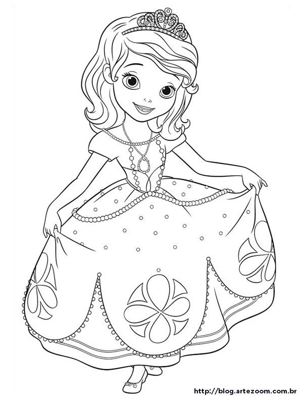 Princesinha Sofia 01