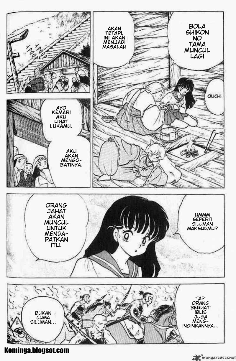 Inuyasha Chapter 3-10